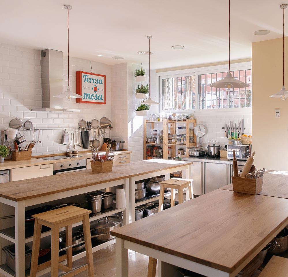 Escuela de cocina, eventos gastronómicos, cooking parties y catering ...